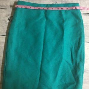 J. Crew Skirts - J crew number 2 pencil skirt size 2
